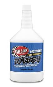 10W60 Motor Oil Quart