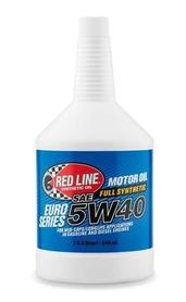 Euro-Series 5W40 Motor Oil Quart