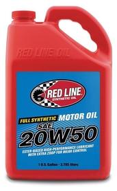 20W50 Motor Oil Gallon