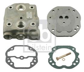Cylinder Head, compressor