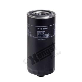 Filter, operating hydraulics