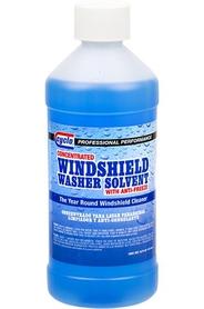 Windshield Washer Solvent w/ Antifreeze