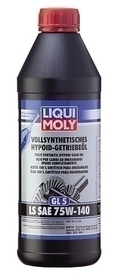 Fully Synthetic Hypoid Gear Oil (GL5) LS SAE 75W-140 1L