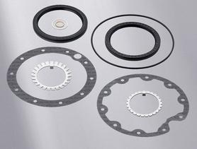 Gasket Set, wheel hub