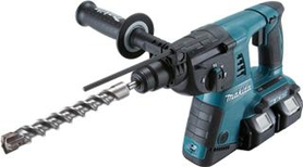 DHR263RF2 - LXT Cordless Combination Hammer (18+18V Li-ion)