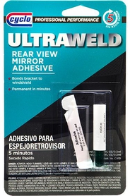 Ultraweld® Rear View Mirror Adhesive (12 pack)
