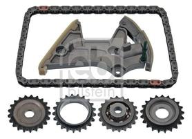 Chain Set, oil pump drive