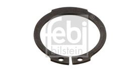 Circlip, brake anchor pin
