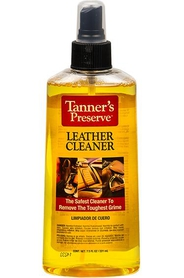 Tanner's Preserve® Leather Cleaner (6 pack)