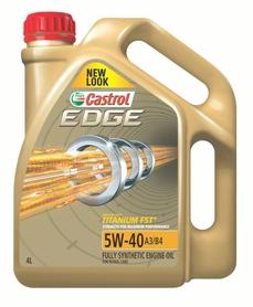 EDGE 5W40 A3/B4 SN 4 LTR