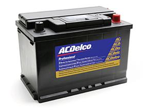 78-A72 55AH Battery