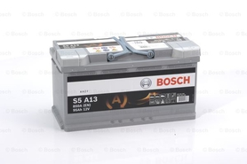92 AH AGM Bosch Battery