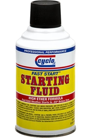 Fast Start Starting Fluid