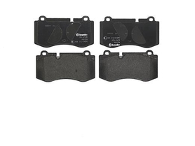 Front Brake Pad, MB, W221/ 211/ R 230 / C 219, OE - 0044206220