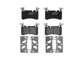 Rear Brake Pads, MB, W 204/ 211/ R 230, OE 0044208520