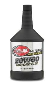 20W60 Motorcycle Oil Quart