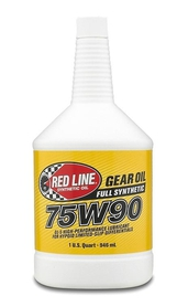 75W90 GL-5 Gear Oil Quart
