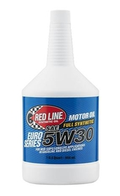 Euro-Series 5W30 Motor Oil Quart