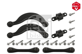 Rod/Strut, wheel suspension