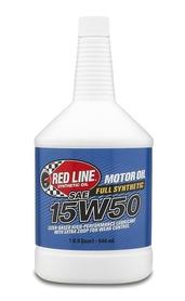15W50 Motor Oil Quart