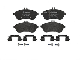 Front Brake Pads, MB, W204 / W212, OE 0054200820
