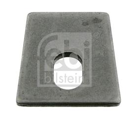 Retaining Plate, brake shoe pins