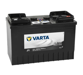 VB625012 125AH Battery - N125