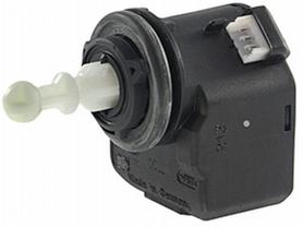 Control, headlight range adjustment