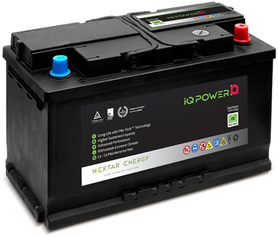 55559 55AH Battery - DIN 55