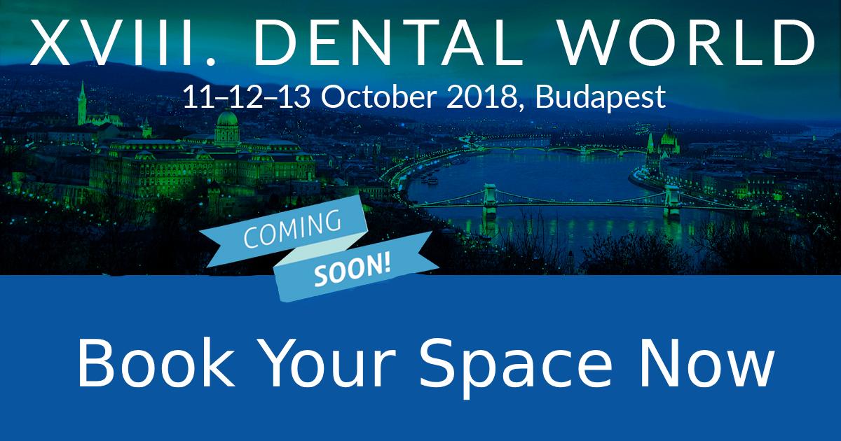 Dental World Hungary 2018