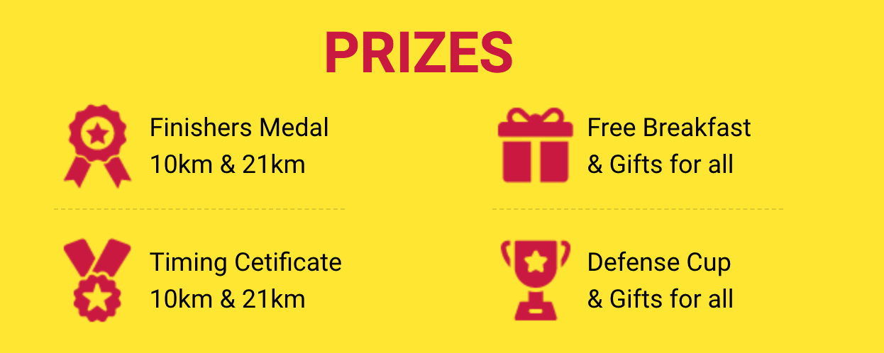 Prize Maha Marathon