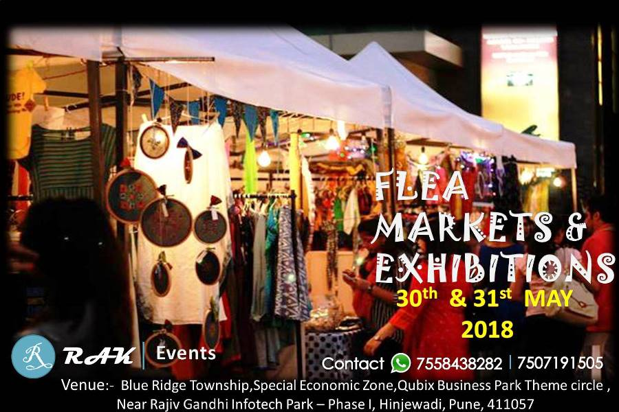 Exhibition Stall Booking In Pune : Flea markets exhibitions tickets by rak flea events may