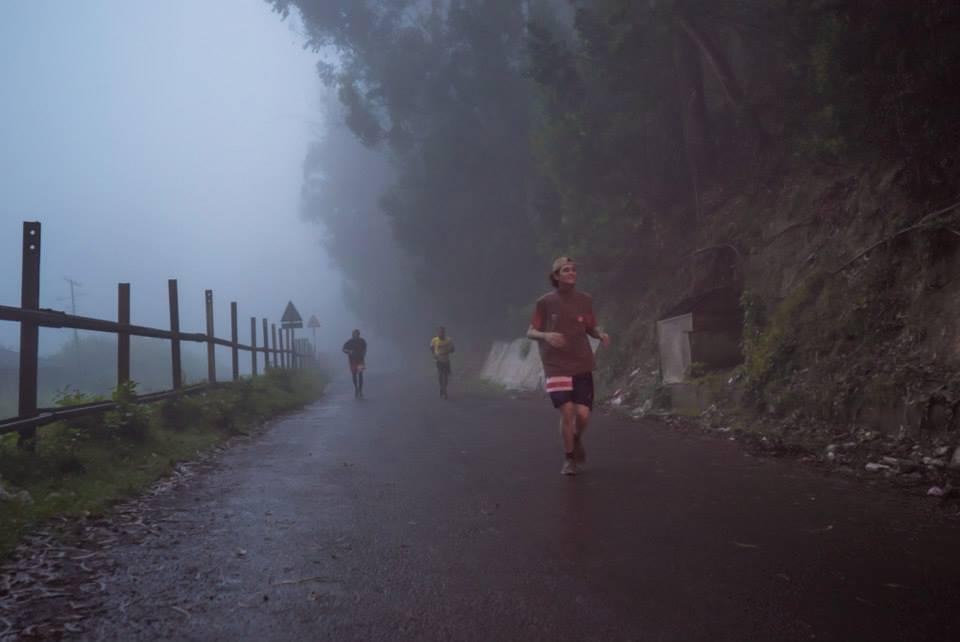 Nilgiris ultra marathon