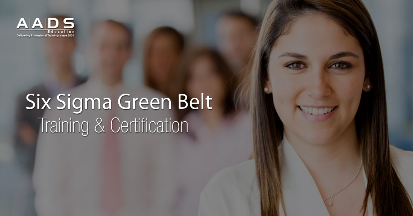 Six Sigma Green Belt Training In Bangalore Become A Certified Ssgb