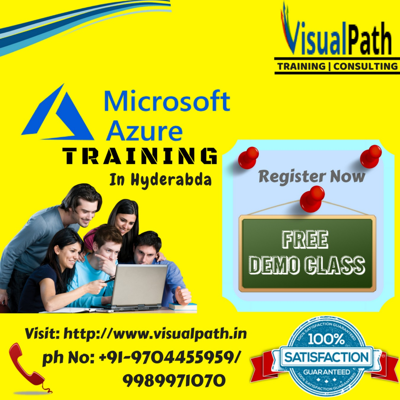 microsoft azure training institutes in hyderabad ameerpet