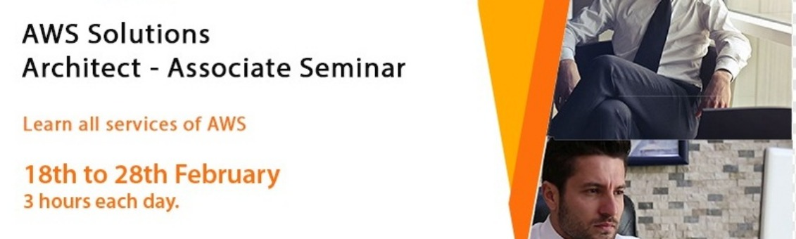 AWS Cloud Computing Seminar Specially for Freshers Tickets