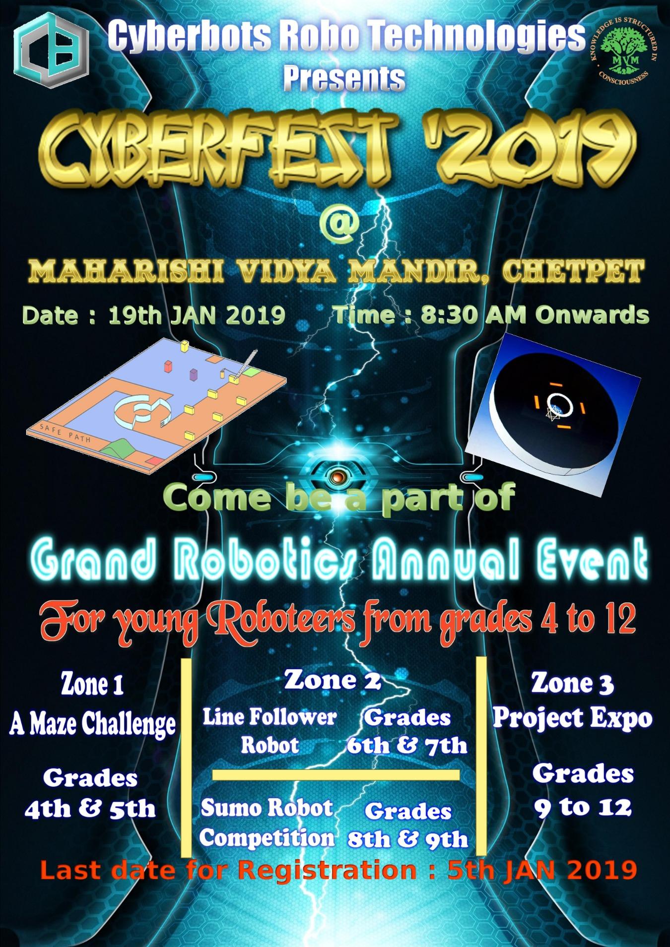 Upcoming Robotics Events In India Ticket Price Dates Venue