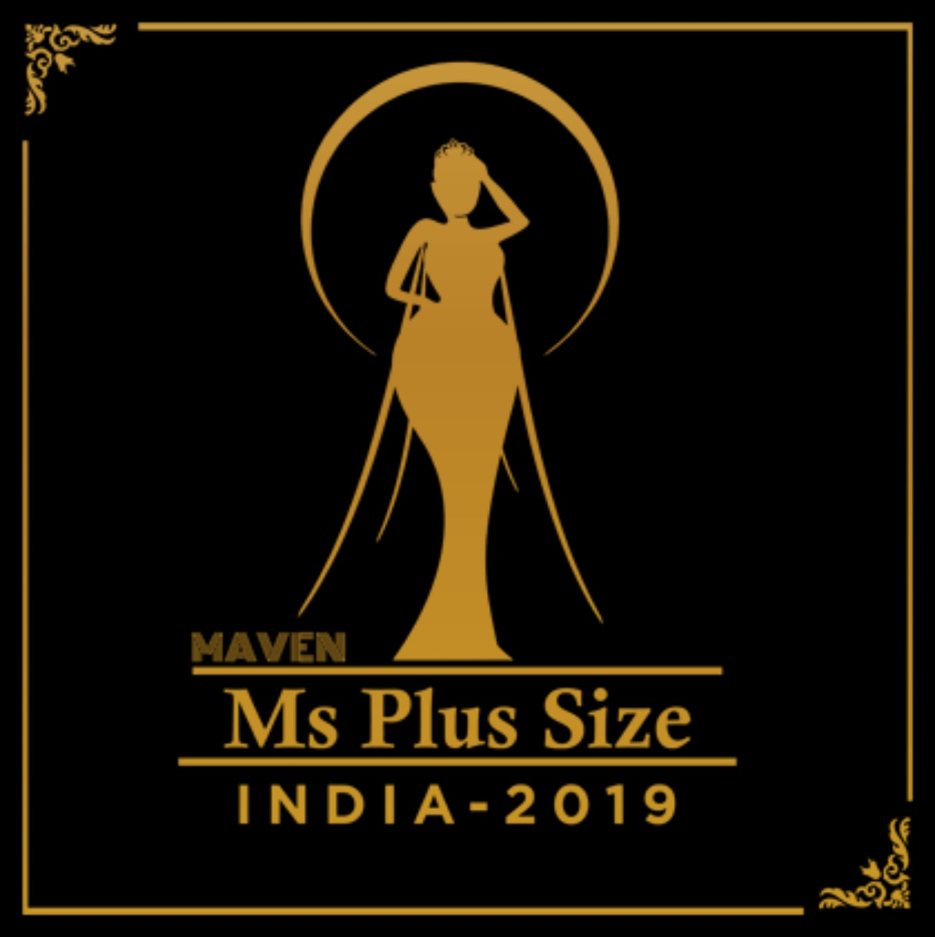 Maven Ms Plus Size India 2019