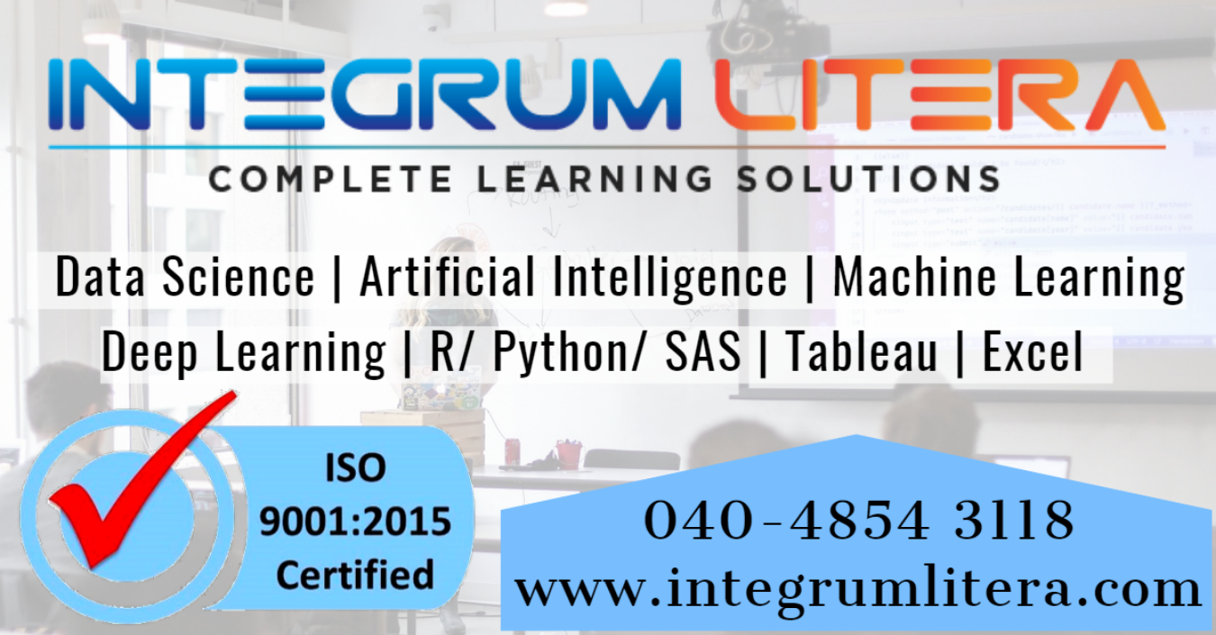 Integrum Litera offering Best Artificial Intelligence Training in