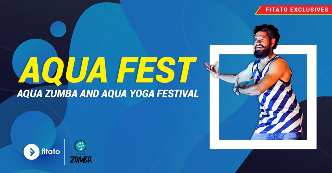 Aqua Fest Tickets by Fitato (One Pass to Fitness), 6 Apr, 2019, Hyderabad  Event