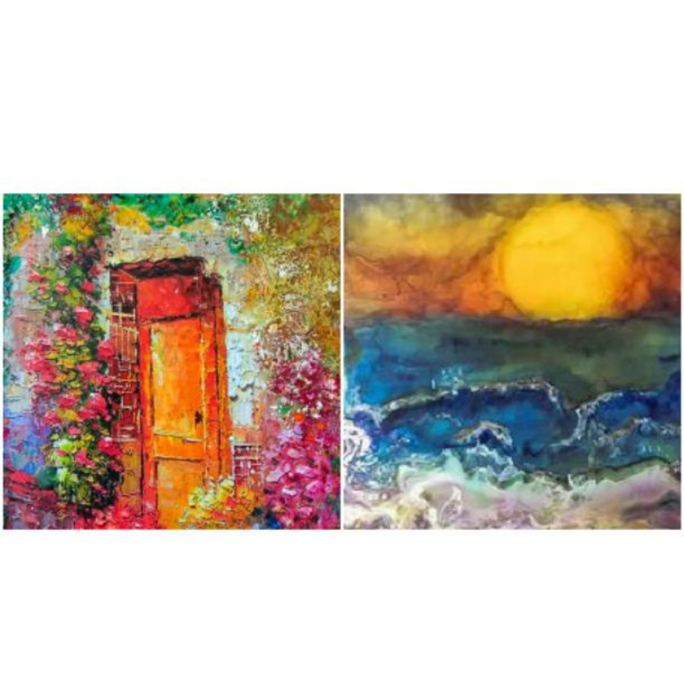 Encaustic Art Workshop For Beginners In Bangalore Tickets By Bloom Grow 14 Sep 2019 Bengaluru Event