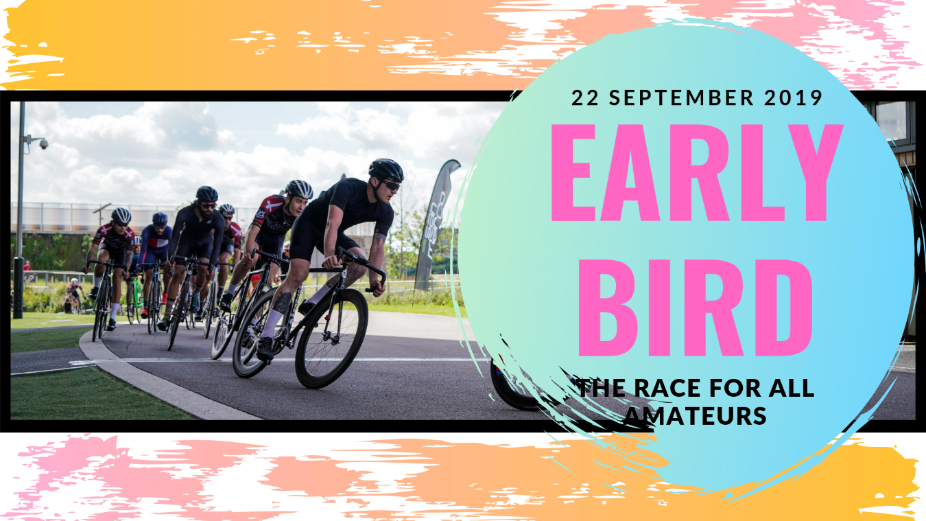 Early Bird - The Amateur Cycle Race Tickets by Western State Sports  Management, 22 Sep, 2019, Pune Event