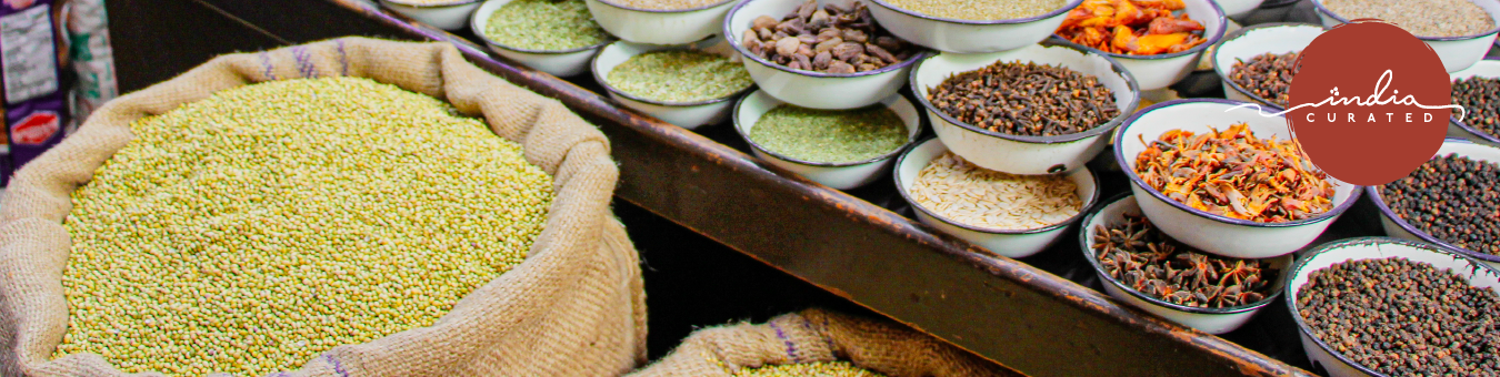 Sweet, Sour and Everything in Between: Spices and Food in Khari Baoli  Tickets by India Curated, 3 Aug, 2019, New Delhi Event