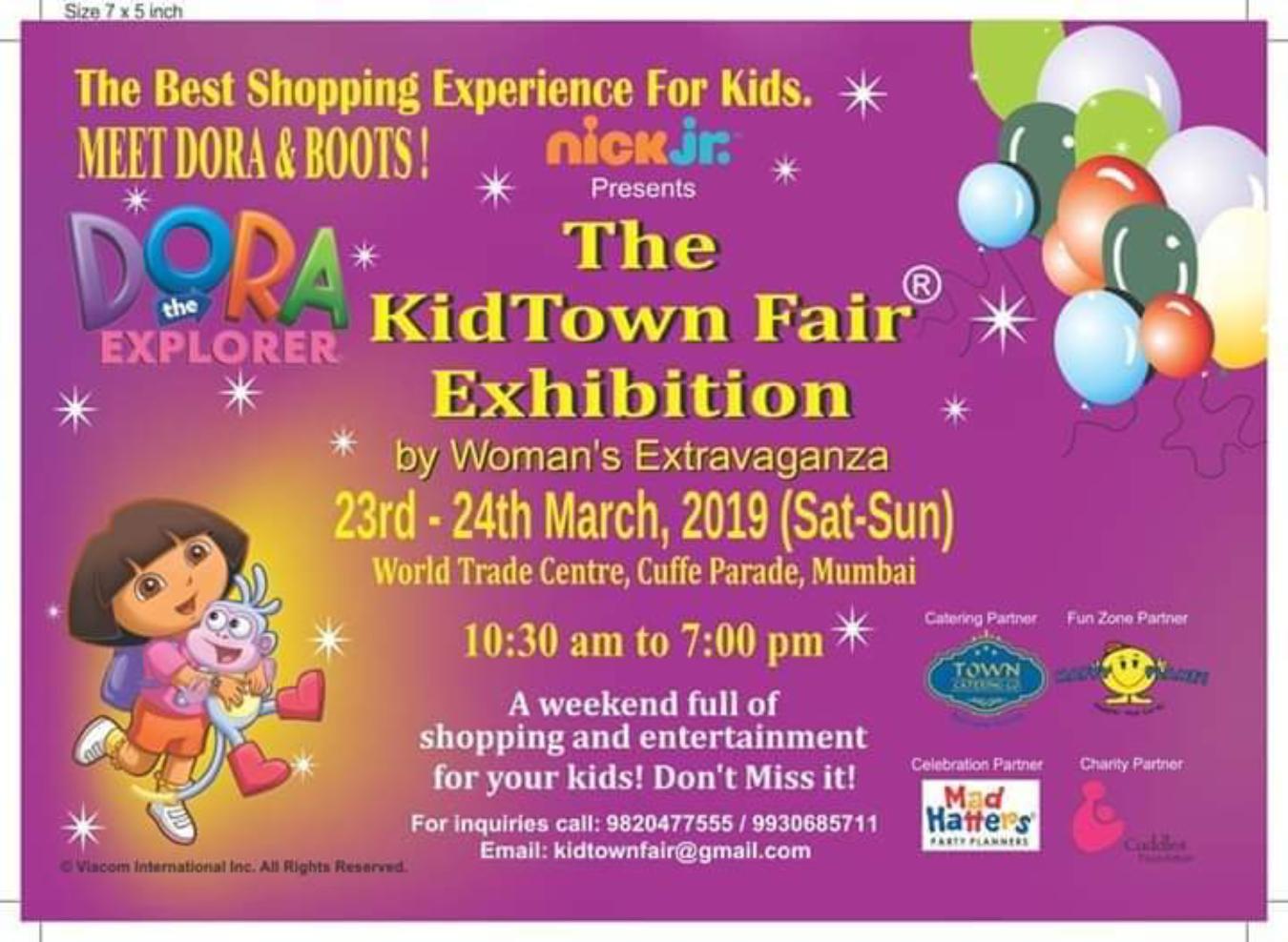 The KidTown Fair Exhibition