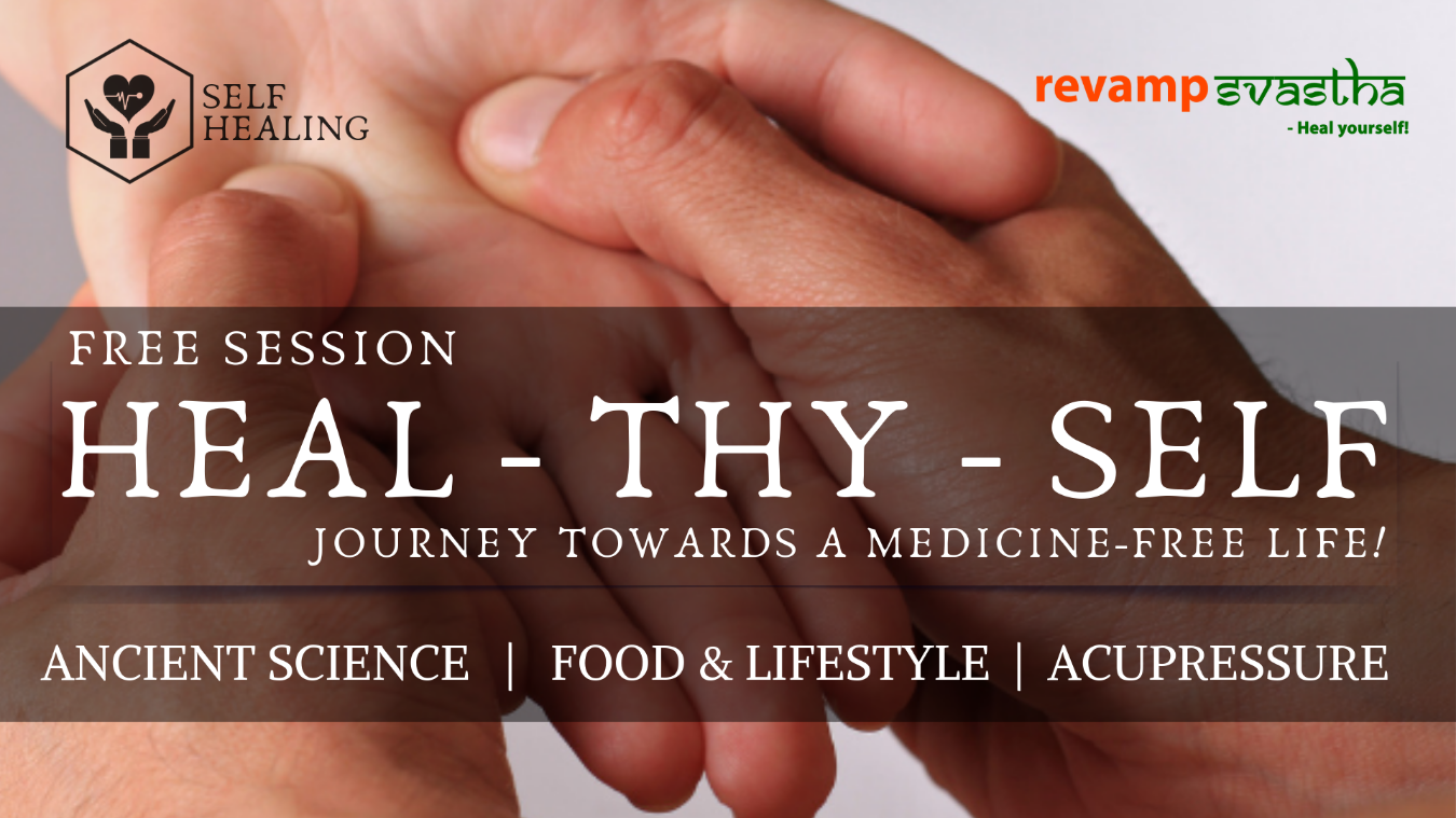 Free Session on HEAL-THY-SELF: Journey Towards a