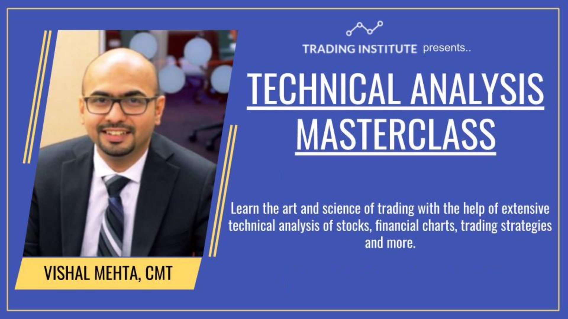 Technical analysis trading