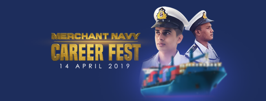 Merchant Navy Career Fest 2019 Tickets by VMS Shipping, 14
