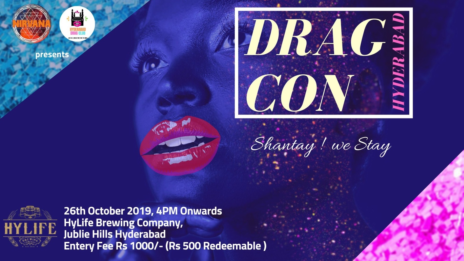 https://fiftyshadesofgay.co.in/Hyderabad/Hyderabad's First Ever DragCon has Us Squealing!