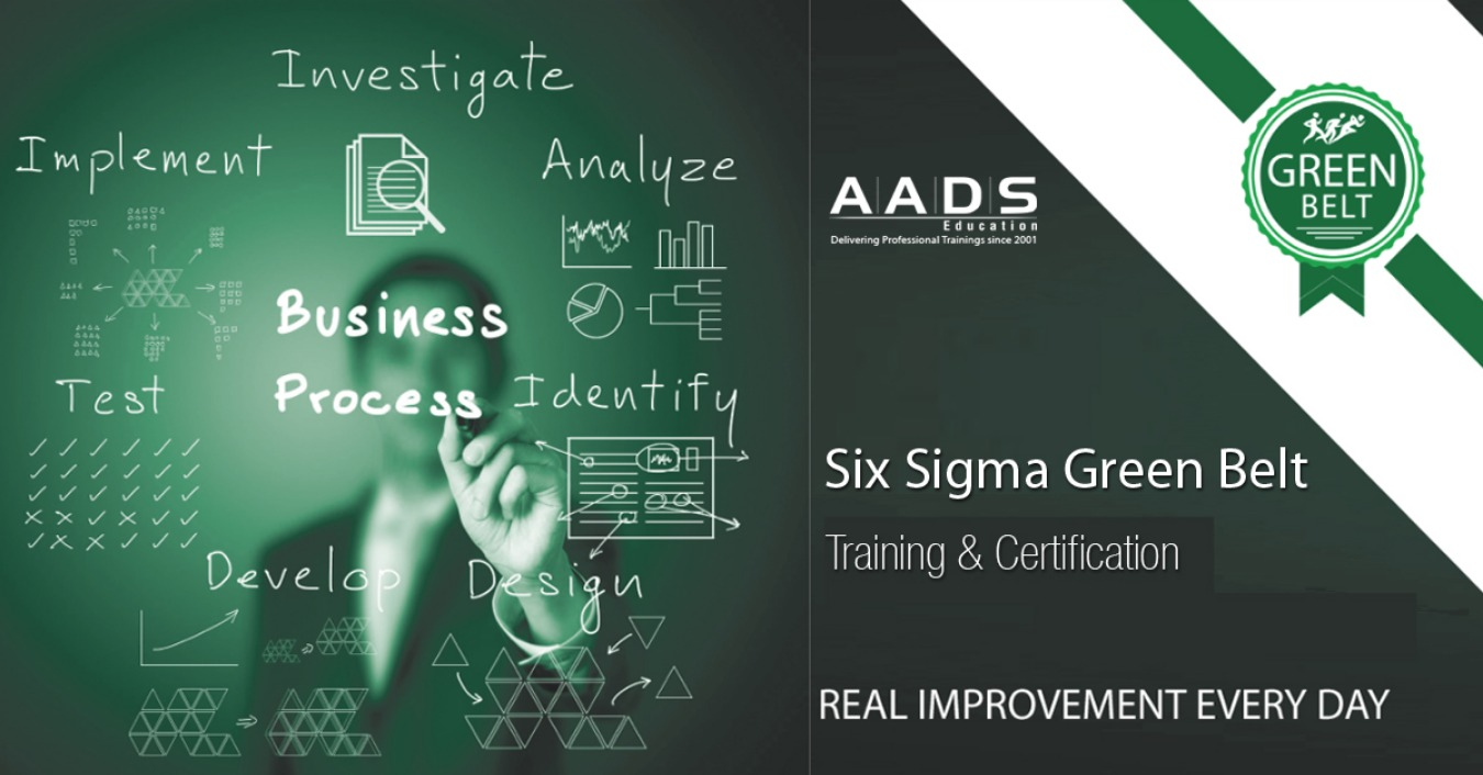 Six Sigma Green Belt Training In Mumbai Limited Seats Available