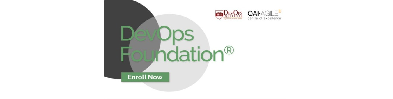 Devops Foundation Certification Training By Qai Global Tickets By Q
